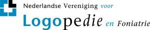 logo nederlandse vereniging voor logopedie